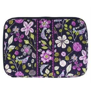 Vera Bradley Floral Nightingale Laptop Sleeve